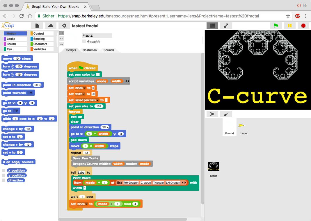 Programmieren für Alle | Eine Website von Joachim Wedekind
